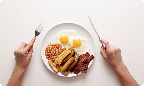 Почему нельзя есть жареное