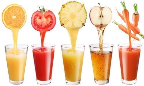 Рецепты очищающих витаминных коктейлей