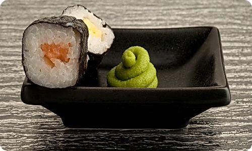 Васаби: горчица для суши