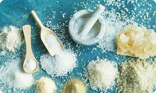 Какая соль полезна