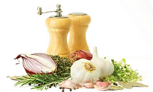 Лечебные травы на вашей кухне
