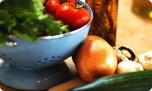 Самый полезный гарнир: овощи