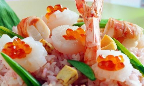 Поговорим о японской кухне