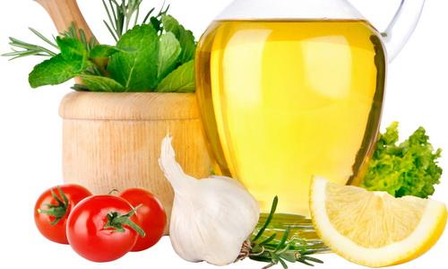 Масло и приготовление пищи