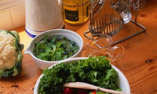 Обустройство кухни для макро-готовки