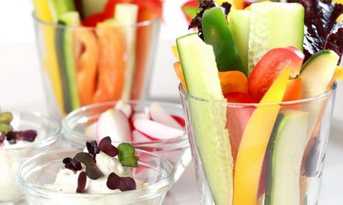 Основные составляющие здорового питания для детей