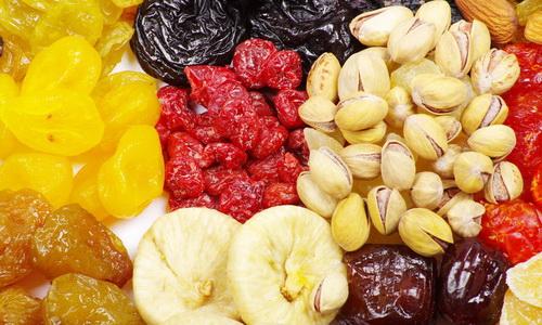 Вредные и полезные сладости