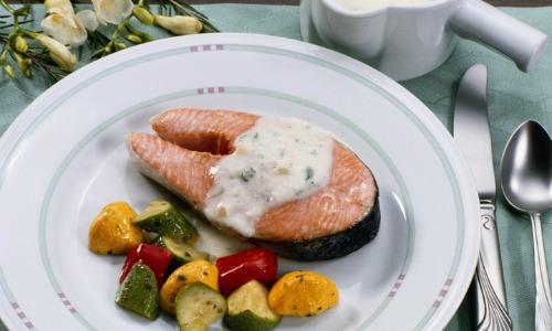 Лосось: калорийность и полезные свойства