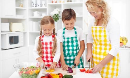 Сбалансированное питание для детей раннего возраста