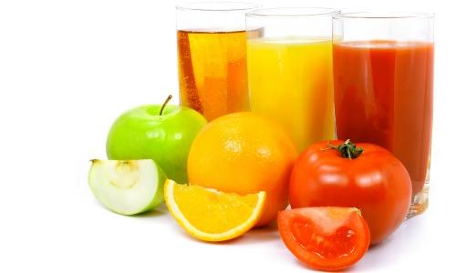 Витамины, которые содержатся в соках