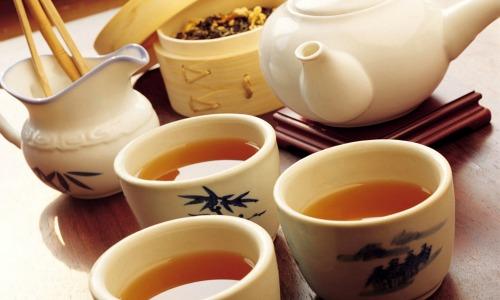 ЧАЙ - разнообразие травяных чаев
