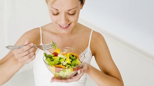 Как эффективно сесть на диету?