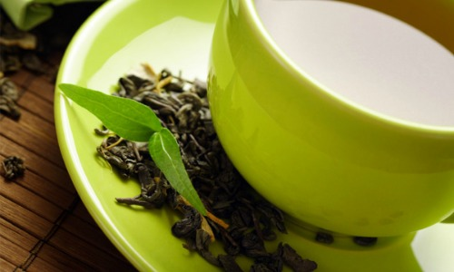 Молочная диета с зеленым чаем