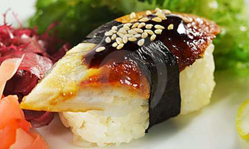 Готовим водоросли для суши