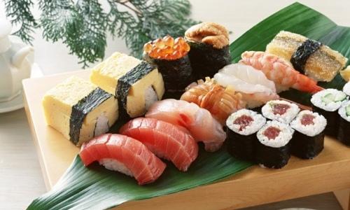 Как приготовить рыбу для суши