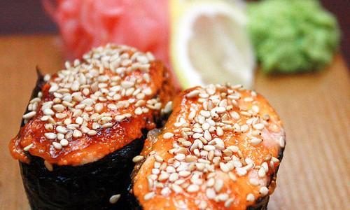 Как приготовить запеченные суши