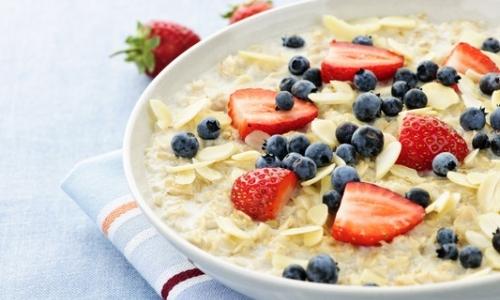 Рецепт овсяной каши на завтрак