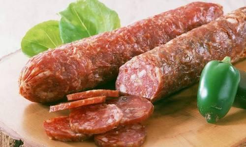 Как коптить колбасу