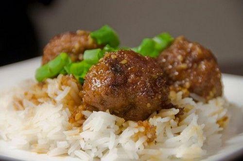 Как приготовить фрикадельки с рисом