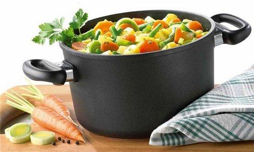 Как выбрать посуду для приготовления пищи