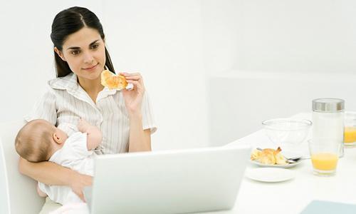 Чем нужно питаться кормящей маме
