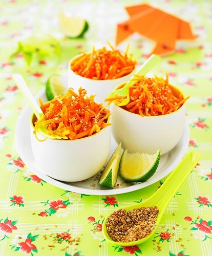Десерты из моркови и манго