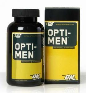 Витамины Opti-Men для спортсменовВитамины Opti-Men для спортсменов