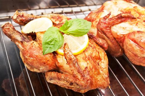 Как запечь курицу на Новый год
