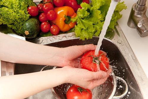Пестициды, нитраты и нитриты в овощах и фруктах
