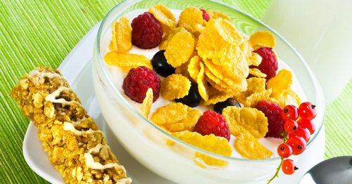 Сухие завтраки: польза и вред