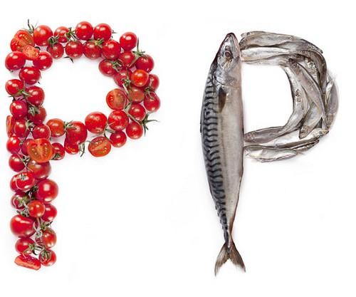 Как сказывается на организме недостаток витамина PP