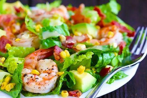Способы приготовления диетического салата