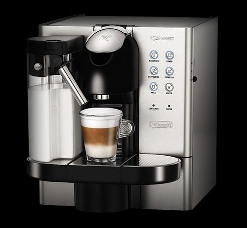Как работают капсульные кофемашины