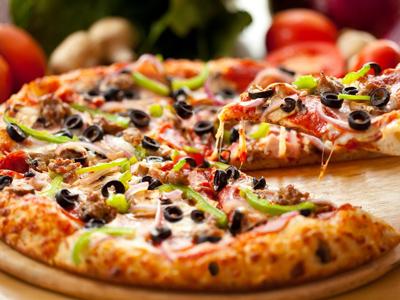 Простой рецепт пиццы в аэрогриле