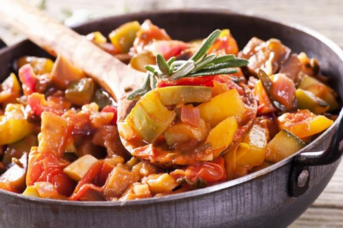 Рагу из овощей в мультиварке: простой рецепт