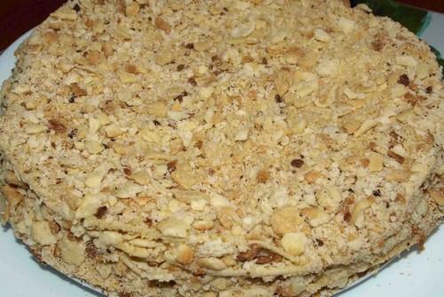 Торт «40 орешков»