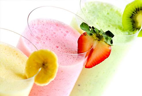 Какие напитки и когда пить
