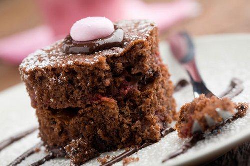 Как приготовить шоколадный кекс в мультиварке