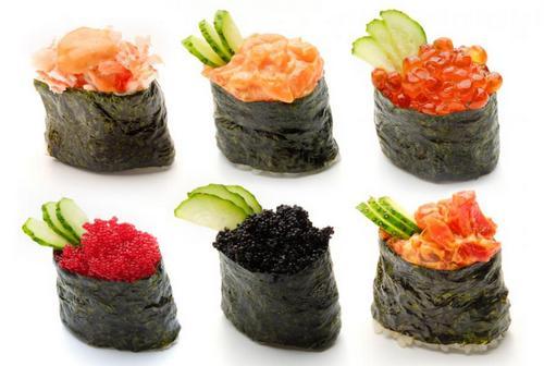 Нори для суши: виды и особенности
