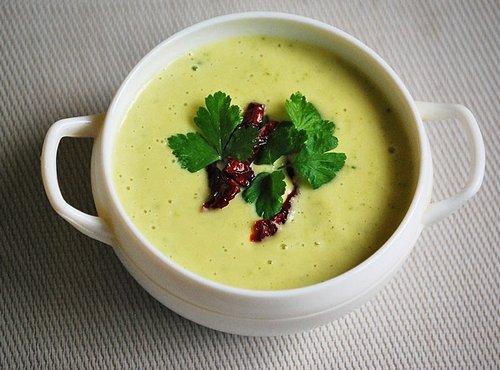 2 рецепта весенних супов
