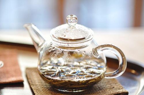 Зеленый чай с бергамотом окажет тонизирующее действие